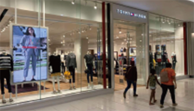 PROJECT IN JOHANNESBURG-TOMMY HILFIGER SANTON