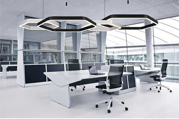 Professional Pendant For Office - HL-IP0453 HL-IP0454 LED PENDANT FROM HARMONY