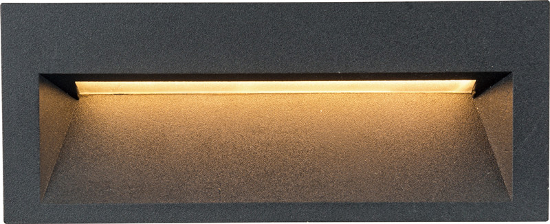 HMLO-0079 4W ALUMINUM STEP LIGHT