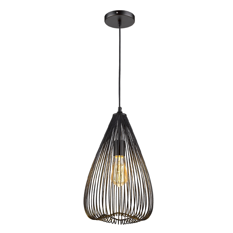 HMLP-0254 METAL PENDANT, INDUSTRIAL PENDANT, E27 HANGING CEILING LIGHT