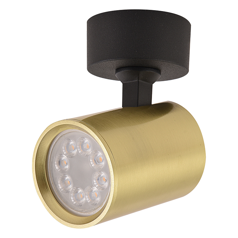 HMLC-0059  ALUMINUM -GU10 SURFACE MOUNTED FIXTURE-SPOT LIGHT