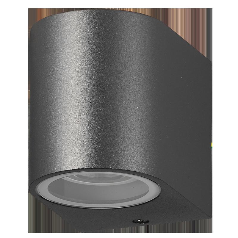 HMLO-0118-GU10 PLASTIC WALL LIGHT--OUTDOOR FIXTURE