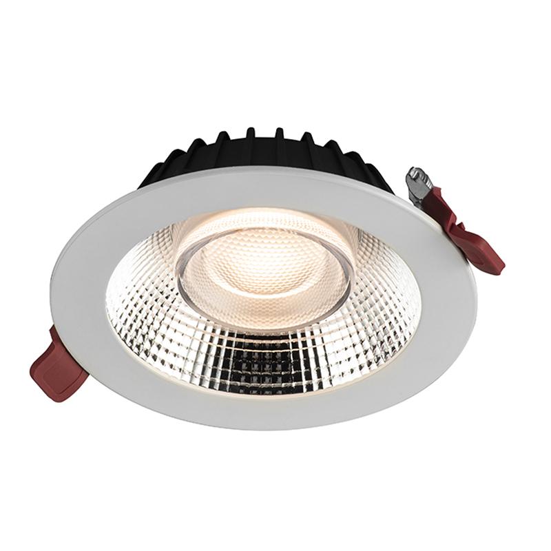 HMLD-0020 9W ANTI-GLARE SQUARE RECESSED LED DOWNLIGHT