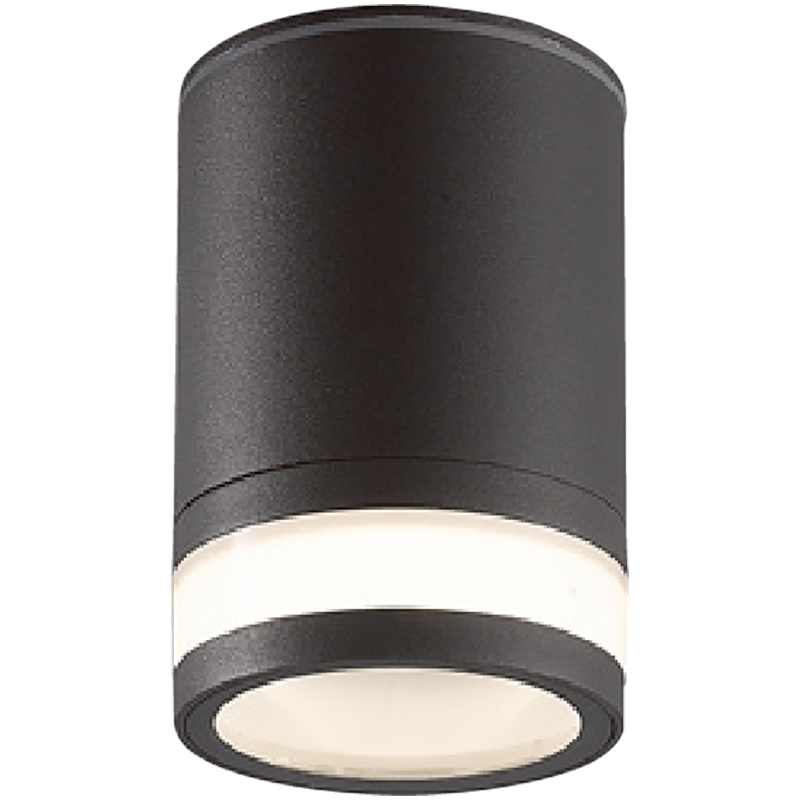 HMLO-0156 OUTDOOR 7W LED CEILING LIGHT  ROUND
