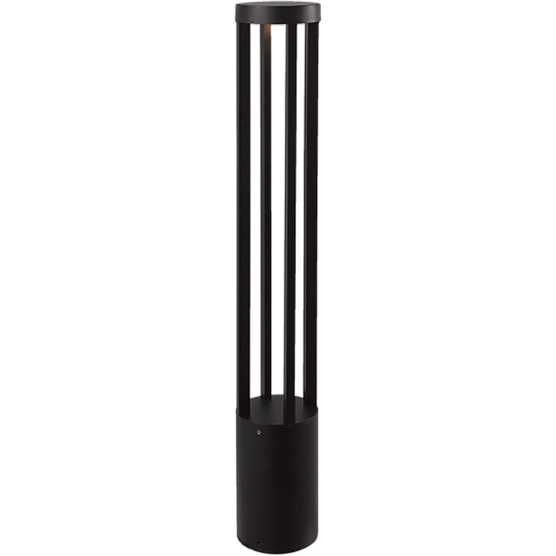 HMLO-0101 OUTDOOR 7W LED BOLLARD ROUND