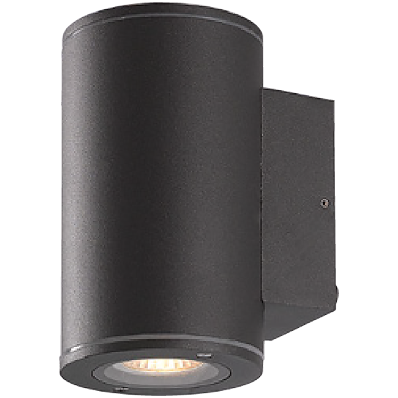 HMLO-0173 OUTDOOR GU10 WALL LIGHT